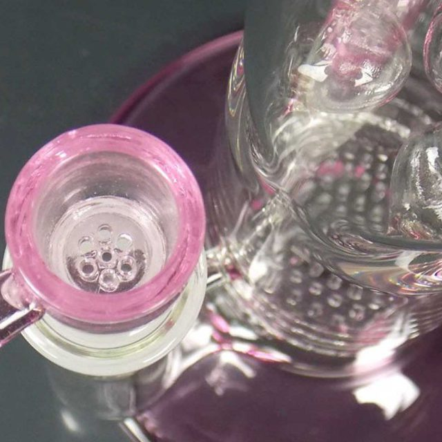 8 Pink Bongs to Look Good and Feel Good