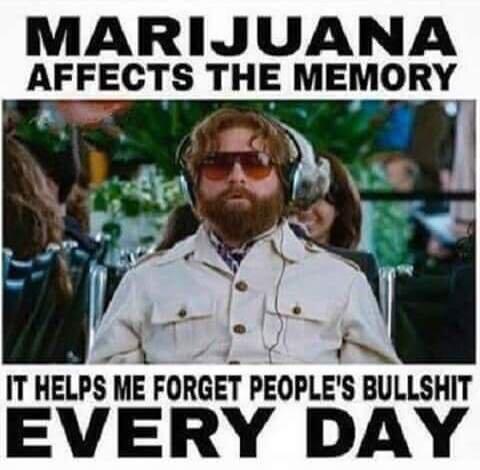 memory weed meme